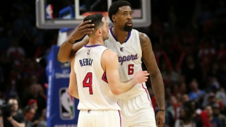 Listen To J.J. Redick Take His Own Team To Task For Failing To Re-Sign DeAndre Jordan