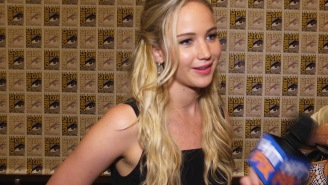 Jennifer Lawrence finally explains the story behind her tattoo