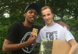 This Rapper Is Trading His New Album For Pokemon Cards