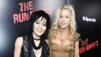 Joan Jett And Cherie Currie Speak Out On Bandmate Jackie Fuch's Rape Allegations