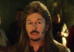 Time-Traveling Joe Dirt Meets Christopher Walken All Over Again In This New Clip From Joe Dirt 2