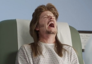 Joe Dirt's Testicles Take A Beating In This New Clip From 'Joe Dirt 2: Beautiful Loser'