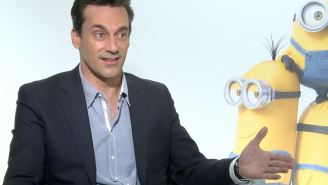 Jon Hamm opens up about his obsession with 'Dumb and Dumber'