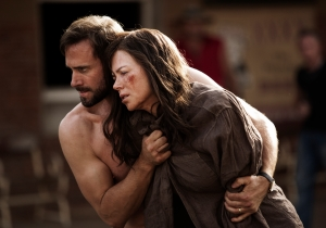 Exclusive: A dust storm won't stop Nicole Kidman in new 'Strangerland' clip
