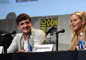 Wait… maybe 'The Hunger Games' franchise WON'T be over after 'Mockingjay?'