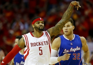 Josh Smith Says His Minimum Deal With The Clippers Is 'Going To Be A Little Hard' On His Family