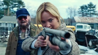Jennifer Lawrence Has A Shotgun In David O. Russell's 'Joy'