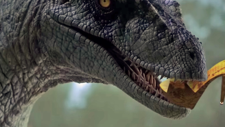 What if EVERYONE in the 'Jurassic Park' franchise had worn high heels?