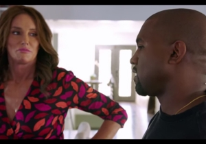 Watch Kanye West Meet Caitlyn Jenner And Deliver Inspiring Words