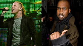 Corey Taylor Is Highly Amused At The Reaction To His Kanye West Comments