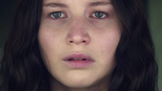 The Latest 'Mockingjay: Part 2' Promo Was Accidentally Very NSFW