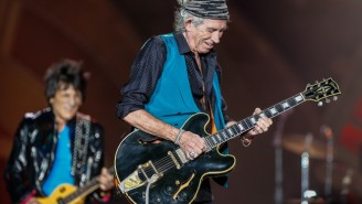 At 71, Keith Richards Still Enjoys An 'Early Morning Joint'