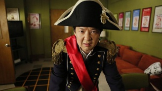 Ken Jeong Will Apparently Drop Everything To Star In Anything Related To 'Community'