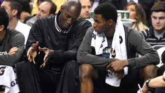 Kevin Garnett Has Officially Re-Signed With The Timberwolves For One More Season