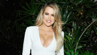 Khloe Kardashian Posted An 'Unretouched' Image From Her 'Complex' Butt Shoot For The Haters