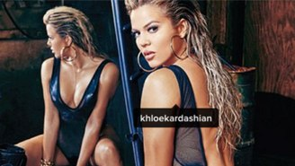 Khloe Kardashian's Butt Covers Complex's Latest Issue