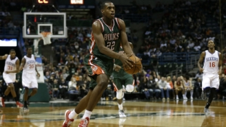 Khris Middleton Will Sign A Five-Year, $70 Million Deal With The Bucks