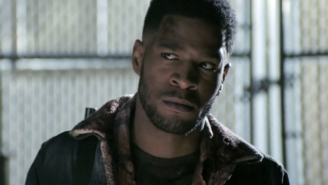 Kid Cudi Is The Lone Survivor When 'Comedy Bang! Bang!' Parodies 'The Walking Dead'
