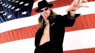 Kid Rock To Confederate Flag Protesters: 'Kiss My Ass'