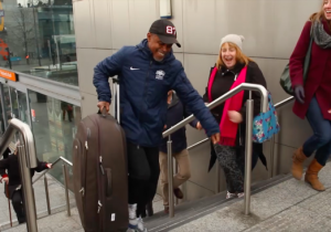 Here's A Video Of Nice People Getting Surprised By Acapella Flash Mobs