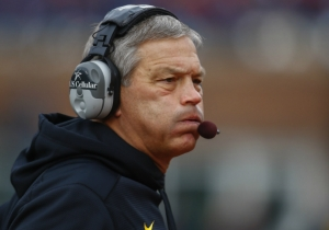Iowa Football Sent A Survey Asking Fans To Rate The Importance Of 'Winning' And 'Doing It Right'