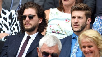 Kit Harington Attended Wimbledon And Brought Speculation To A 'Game Of Thrones' Rumor