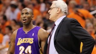 Phil Jackson On Kobe Bryant: 'Often I Could Feel His Hatred'