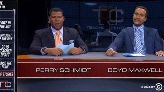What's On Tonight: 'Key And Peele' Spoof SportsCenter And Lots Of Hannibal Buress