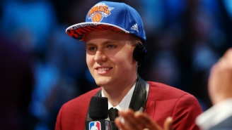 Why Kristaps Porzingis Might Have Been A Steal At The Fourth Pick For The Knicks