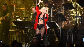 Watch Lady Gaga Join U2 On Stage At Madison Square Garden