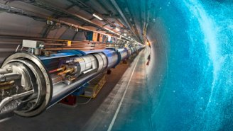 The Large Hadron Collider Team Has Stumbled On A New Form Of Matter