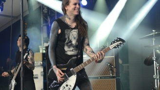 Against Me's Laura Jane Grace Attempted Suicide After Coming Out As Transgender