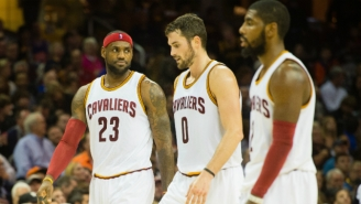 After All The Free Agency Action, The Cavs Are Still Favorites For The 2016 NBA Title