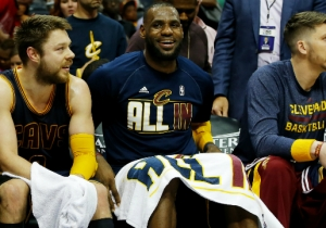 LeBron James Is Reportedly Fine With The Cavaliers Trading Mike Miller