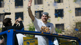 The Warriors Thank David Lee With A Tribute Video Chronicling His Time In The Bay