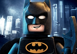 Michael Cera suits up as Robin for the 'Batman Lego' animated spin-off