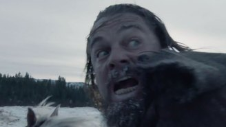 Leonardo DiCaprio is out for revenge in glorious new teaser for 'The Revenant'