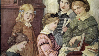 Gritty and stylized are two words that don't need to describe 'Little Women'