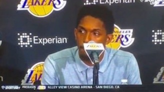 Things Got Very Awkward When These Lakers Were Asked About Kobe Bryant