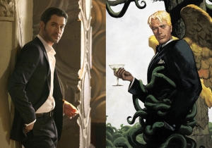 Neil Gaiman fans shouldn't expect a 'Lucifer' TV show true to the comic book