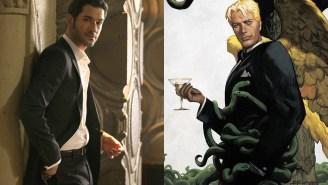 Neil Gaiman fans shouldn't expect a 'Lucifer' TV show true to the comic book