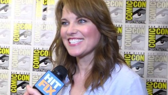 Lucy Lawless just made the greatest 'Xena' reboot pitch ever