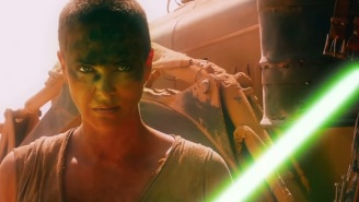 'Mad Max: Fury Road' And 'Star Wars' Come Together In A Splendid CGI Mashup