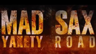 Watch As 'Mad Max: Fury Road' Is Set To A Heavy Metal Version Of 'Yakety Sax'