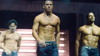 Trent Reznor Was Totally Chill With THAT Scene From 'Magic Mike XXL'