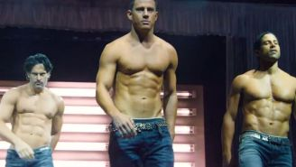 Box Office: 'Magic Mike XXL' dances around 'Terminator Genisys' for no. 1 Wednes