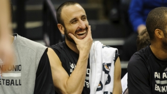 The NBA Impersonator Is Back And He's Taking On Manu Ginobili