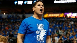 Mark Cuban Has Reportedly Been Fined $25,000 For Discussing Free Agency Deals