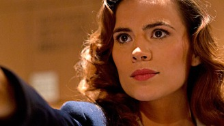 If You Call Hayley Atwell 'Mom' On Twitter, You Will Live To Regret It