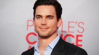 Matt Bomer Almost Played Superman For Brett Ratner And J.J. Abrams